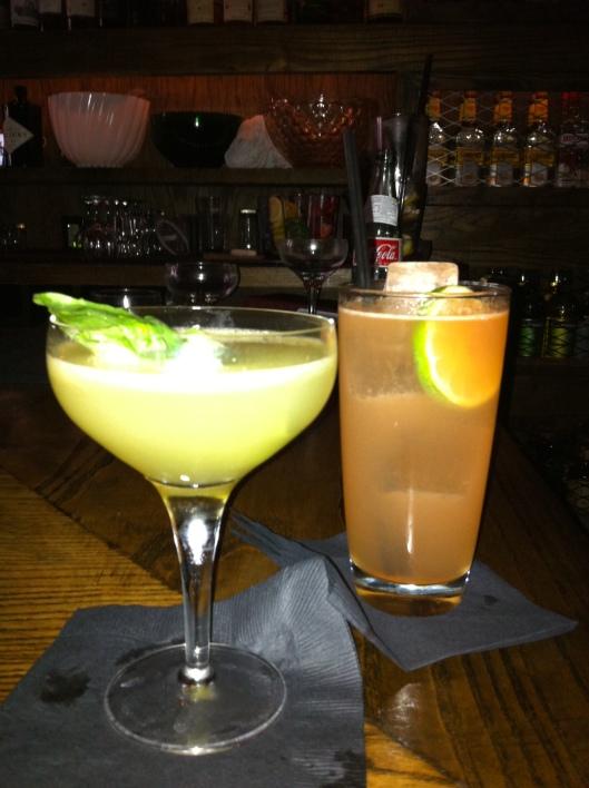 Cocktails at Rickhouse