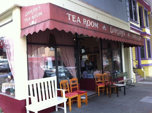 Lovejoy's Tea Room