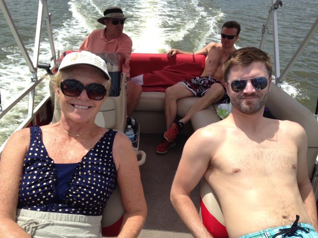 Memorial Day Boat Ride
