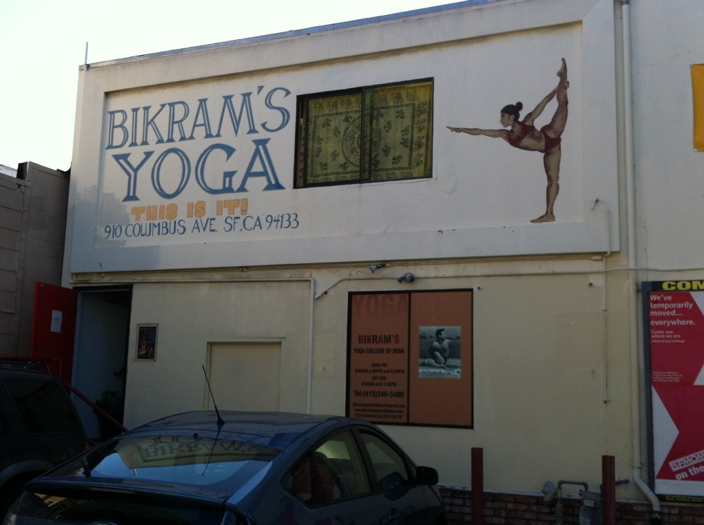 Bikram Yoga North Beach