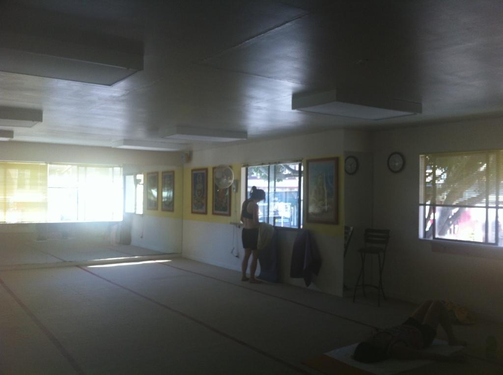 Bikram Yoga North Beach