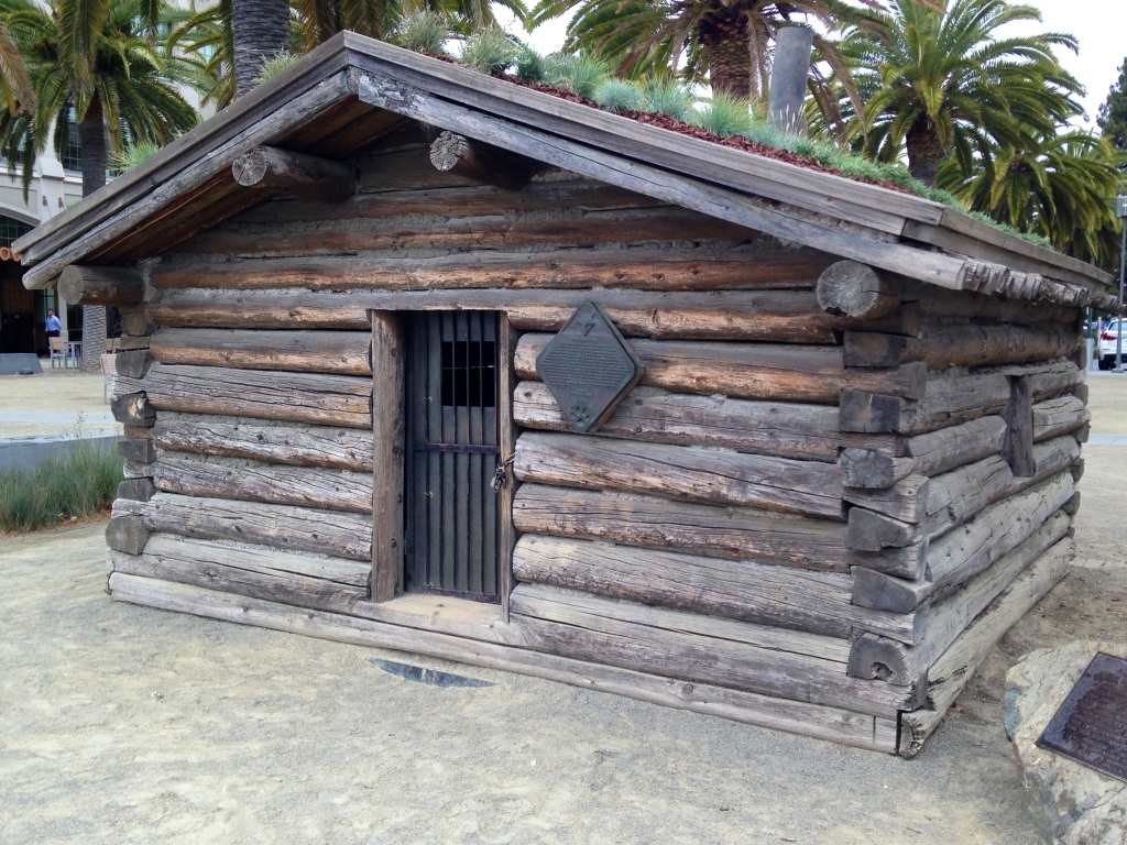 Jack London's home