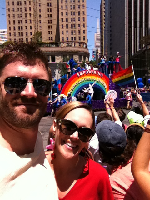 San Francisco Pride Parade