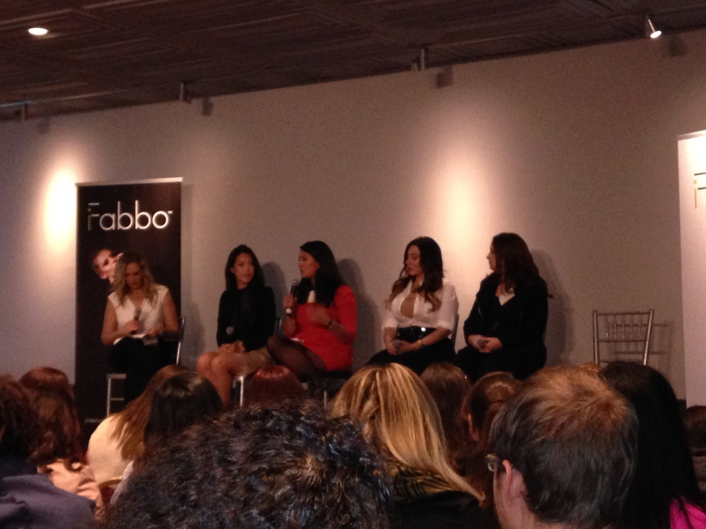 Social Media panel at iFabbo