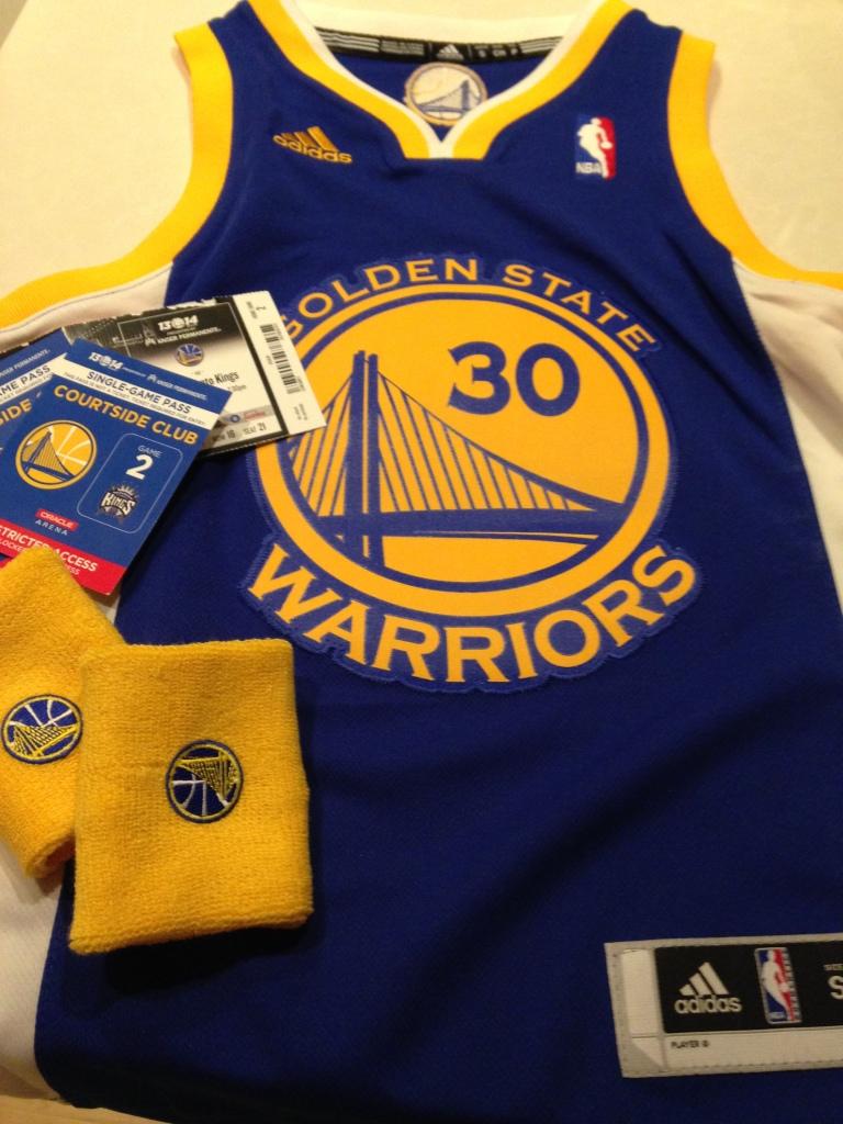 Warriors merchandise