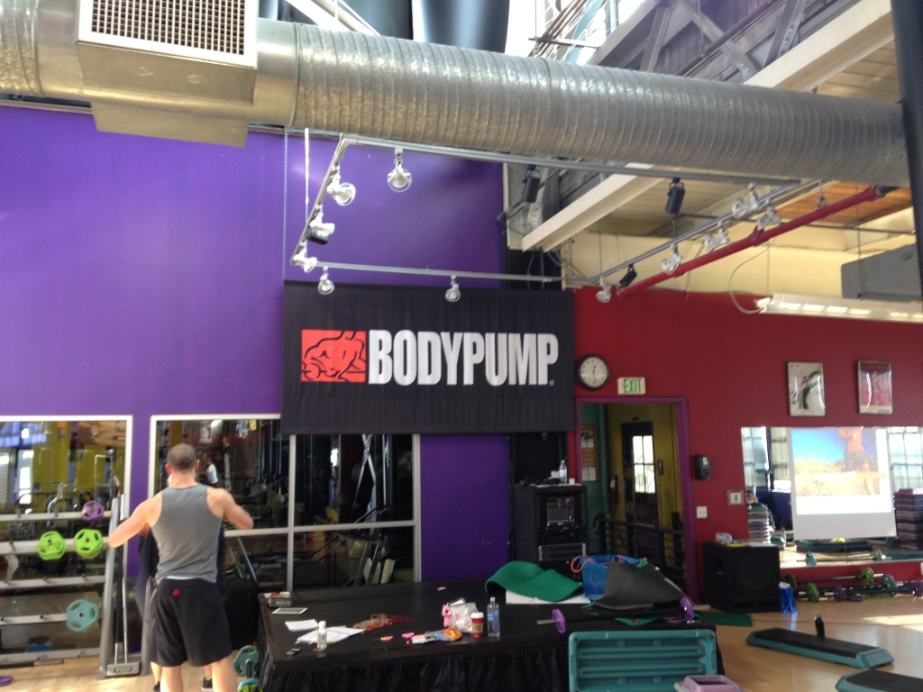 BODYPUMP AIM 2