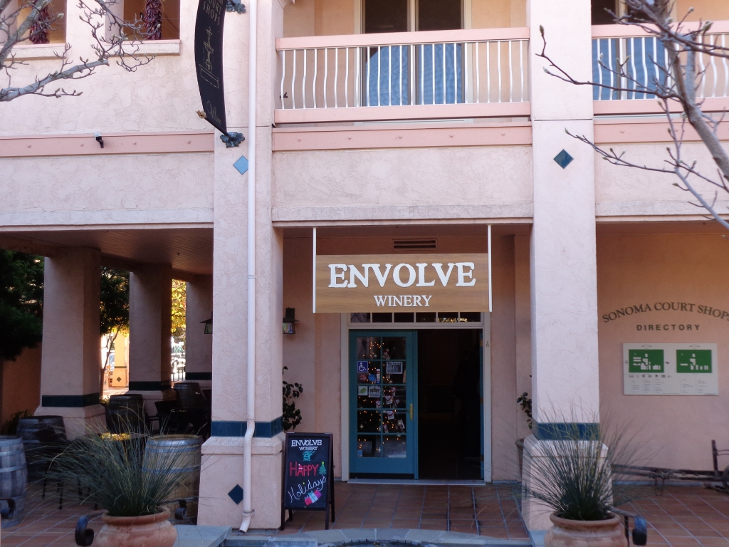 Envolve Winery