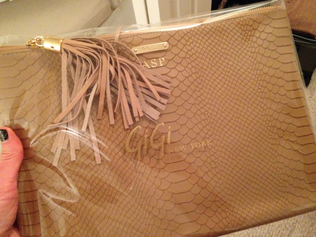 Gigi pouch purse