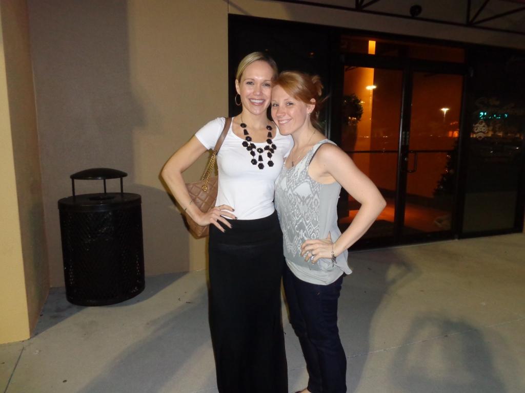 Ashley and Stefanie